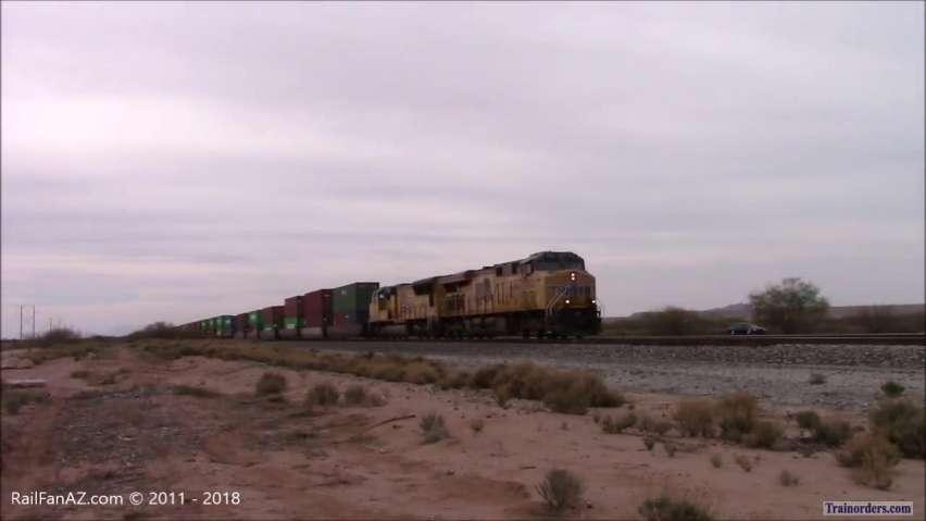 Cloudy AZ on the UP RaceTrack! - 02/17/18 (Photos/Videos) Pt