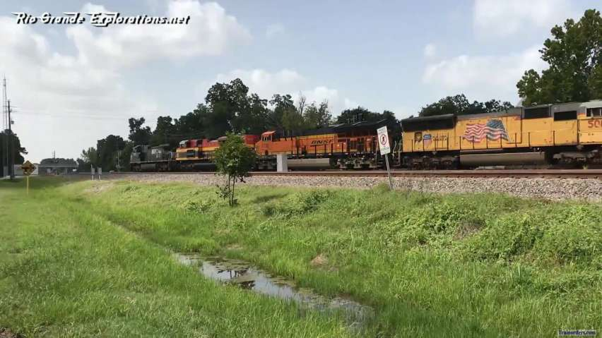 Diverse Consist at Spring Junction - Aug 13, 2018