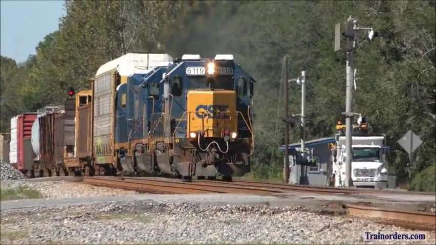 All EMD Standard Cab Lash-Up