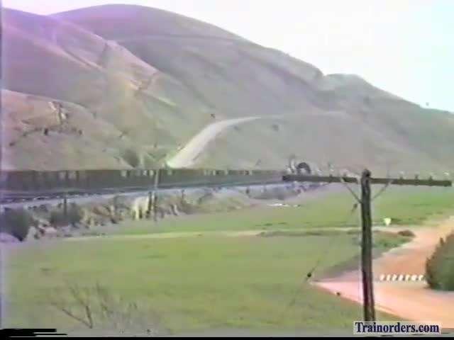 More SP Sugar Beet Trains Filmed By Tony Johnson, 1980's 90's