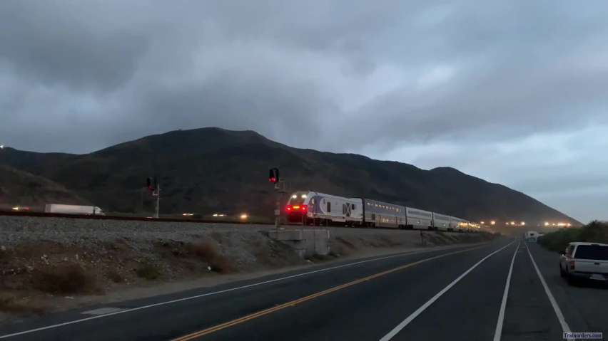 A Surfliner Comes To The Rescue