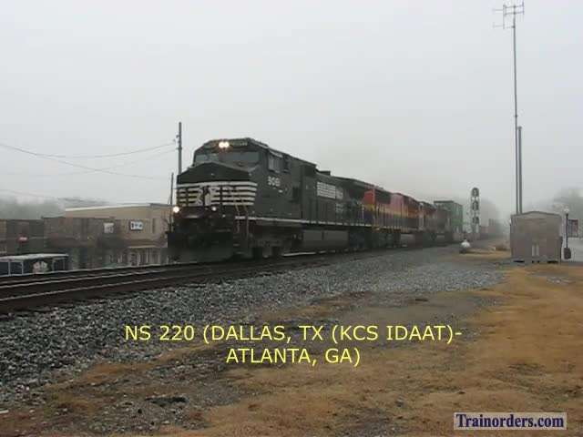 An NS 198 / 298 Combo Train & Four More