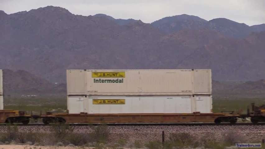 meet for monday: stack trains e/of yucca