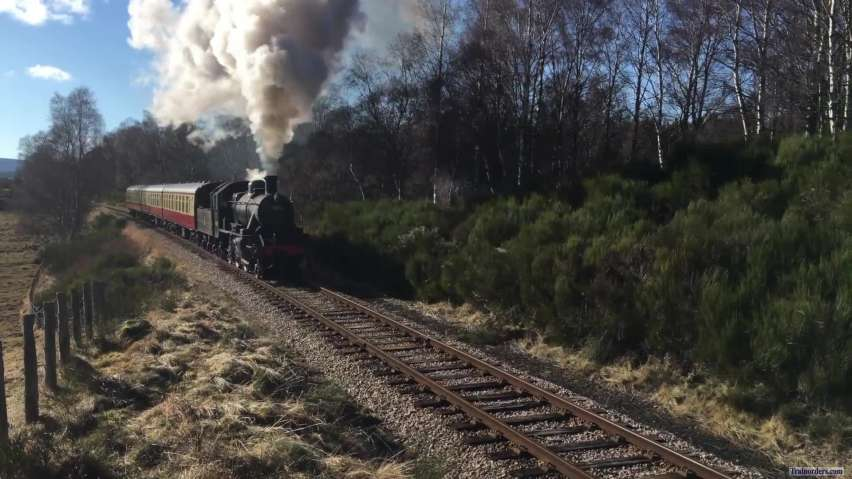 More Scottish Steam
