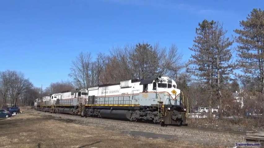 Delaware-Lackawanna activity Saturday 3/9