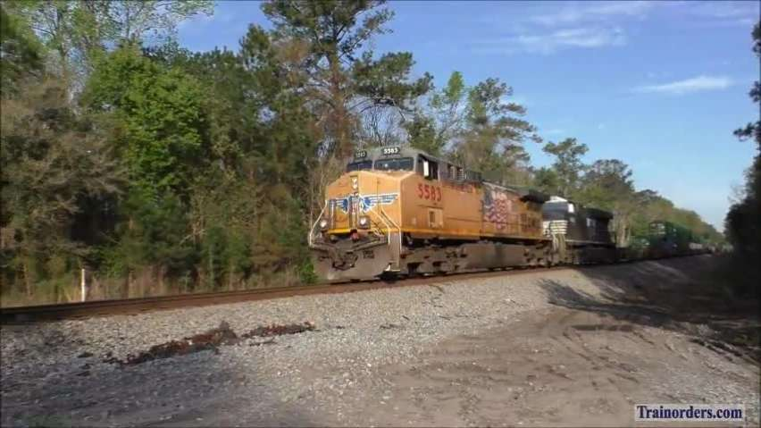Norfolk Southern action in Florida