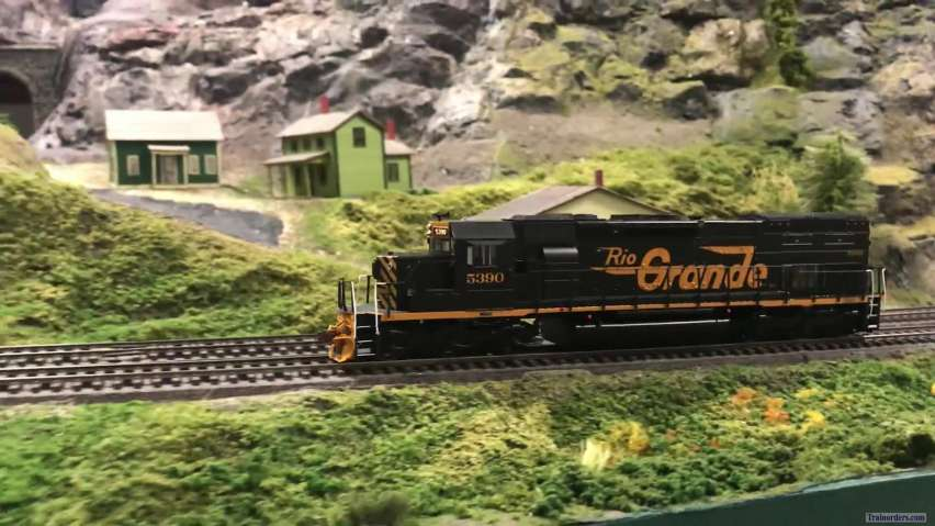 ScaleTrains  SD40T-2 They have arrived...