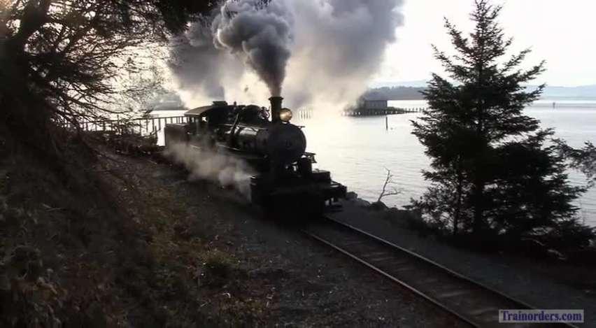 Skookum on the Oregon Coast video