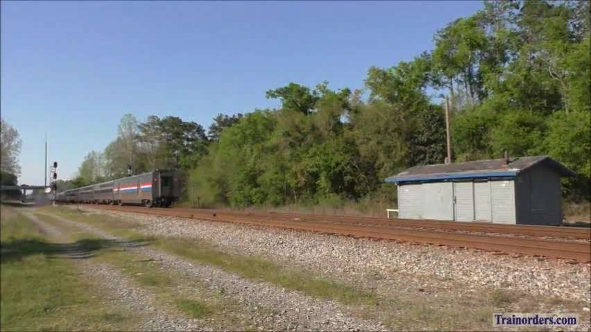 Amtrak 97 - Amtrak 98