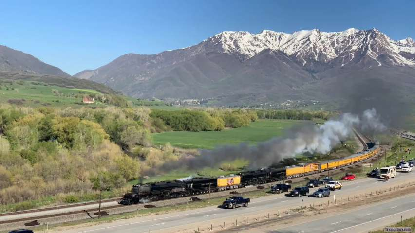 Steam engines, automobiles, and a helicopter