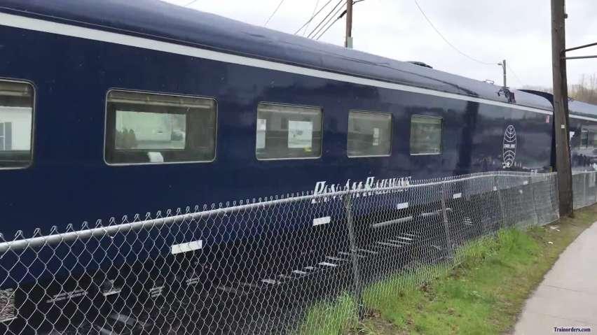 Pan Am Railroad (Waterville, Oakland, Belgrade, Maine)