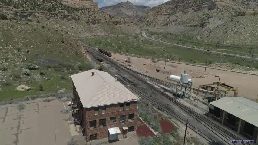Martin, Utah- Up, up & Away