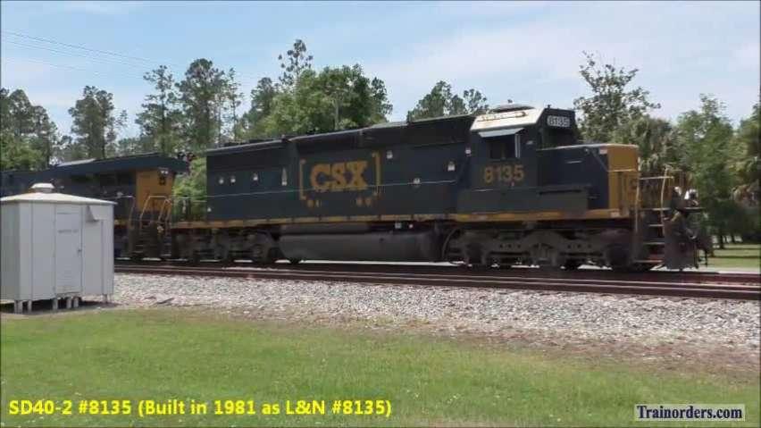 Rail train with B&O Anniversary caboose