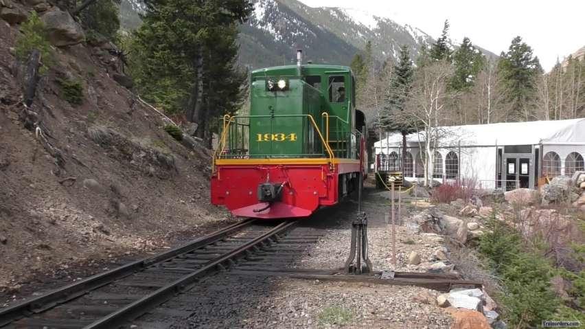 GLrr=Locomotive 1934=Devils Gate