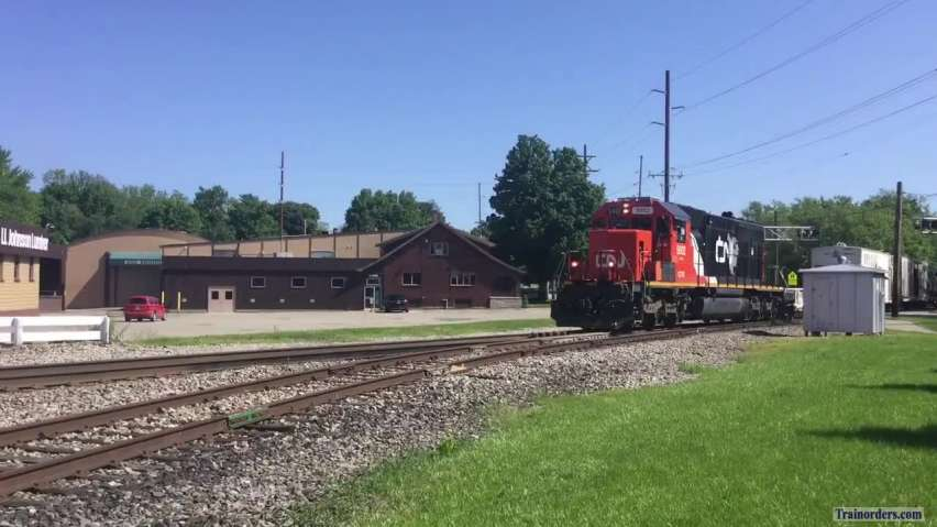 6/2/19 CN MOW Weed Sprayer Extra in Michigan