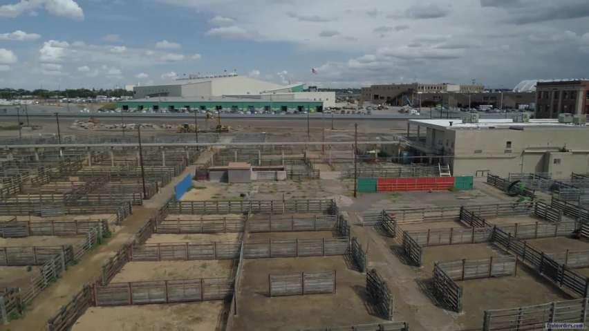 Denver Stockyards Tracks to be Relocated