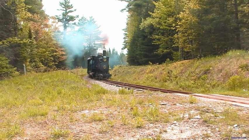 Lilliputian Steam.....WW&F in Maine