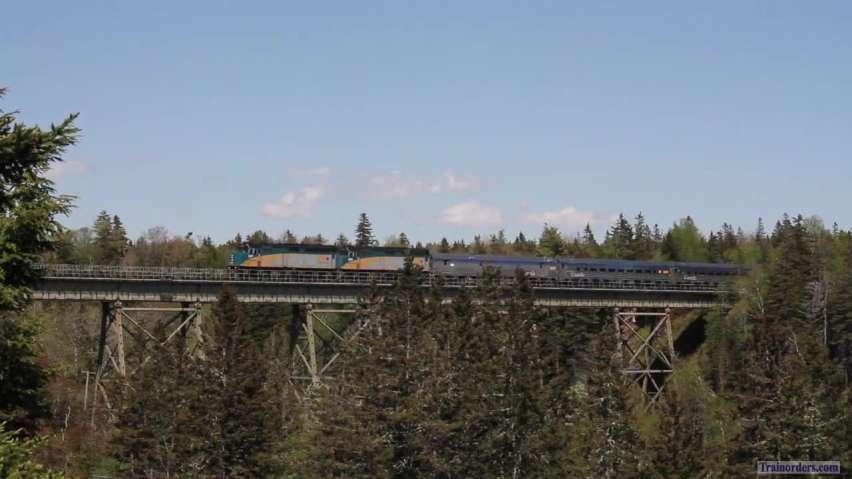 Unique Consists for VIA Rail Long Distance Trains