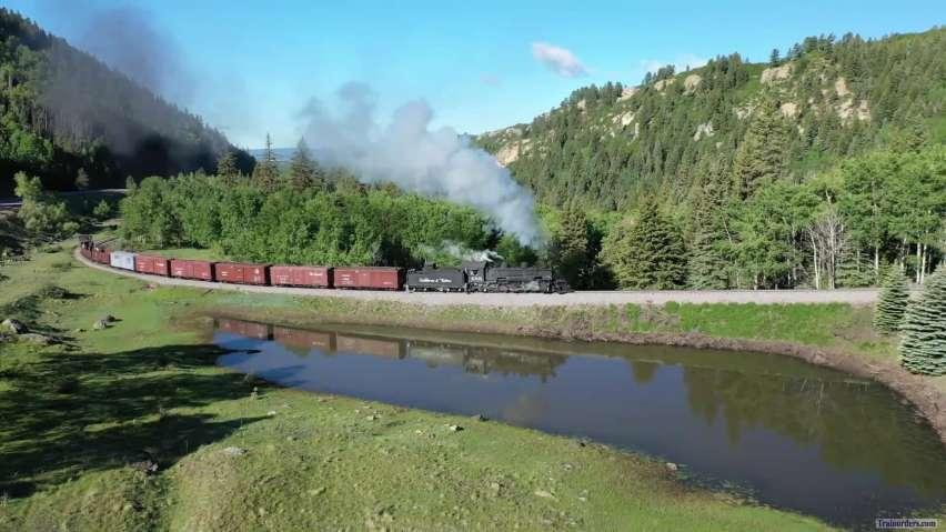 C&TSRR=Train Reflection