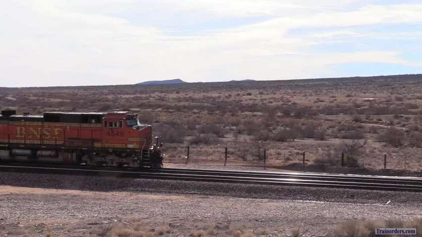 monday's meet:  w/b intermodal-e/b 2x1 stacks