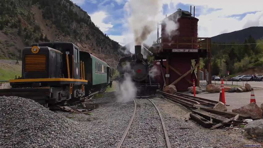 GLrr = Getting Water At Silver Plume