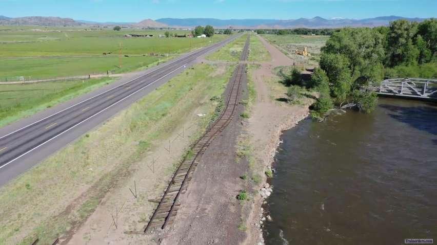 Creede Branch & Rio Grande River 4 July
