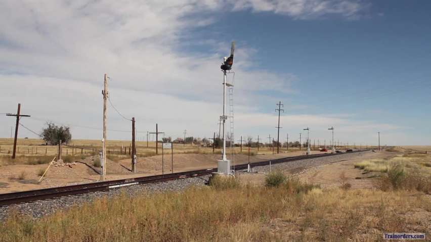 Semaphores and the Southwest Chief