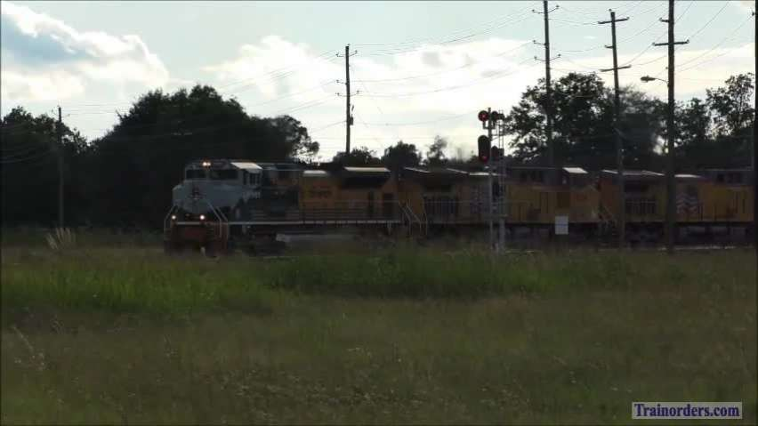 UP 1989 D&RGW in Georgia