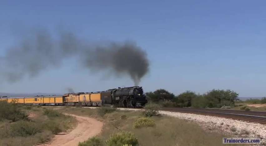 "4014 and the ""Great Race Across the Southwest"""
