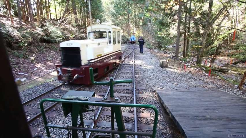 Akasawa Forest Railway (Japan)