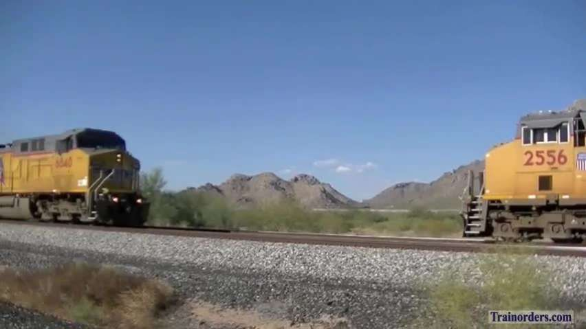 Trains in Arizona After 4014