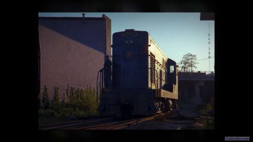 video slide show of a working crew, 50+ years ago