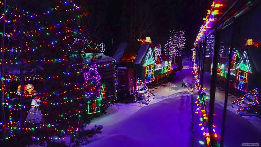GLrr = Santa's Lighted Forest
