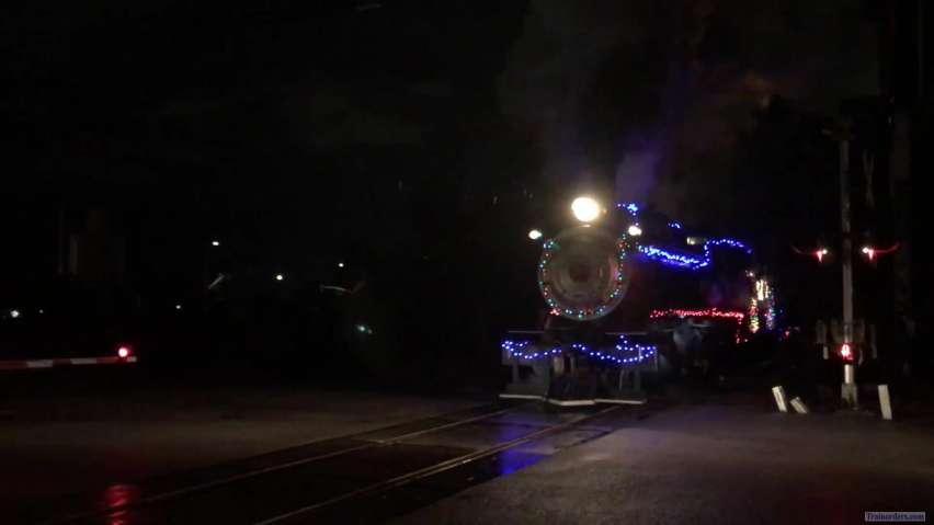Santa Train in Ventura - Fillmore & Western #14