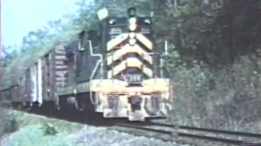 Nickel Plate SD9 restoration nearing completion