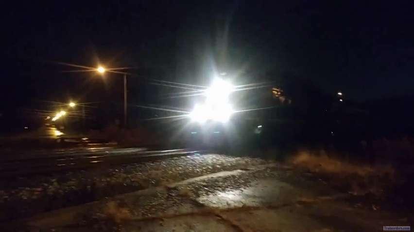2 Night Trains - Mid DPU & Nice Surprise!!! NC&Stl Emblem Unit