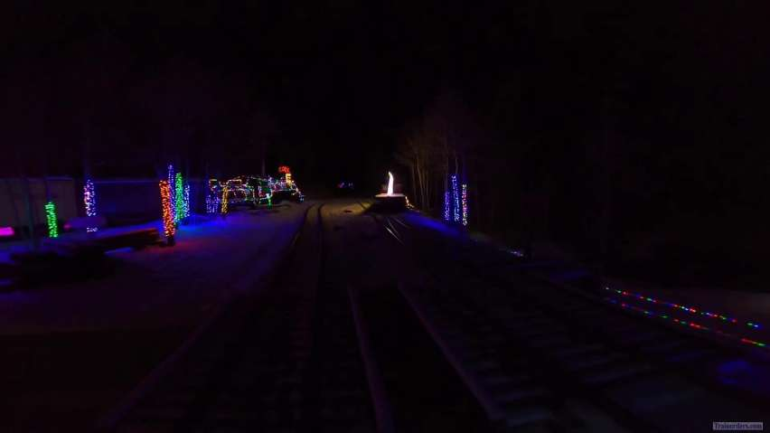 GLrr = Santa's Lighted Forest