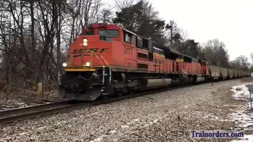 1/17/20 CN  Train C765 End of an era! Farewell