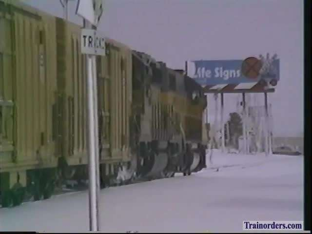 Below Zero In Twin Falls, Idaho 12-20-1990 #2