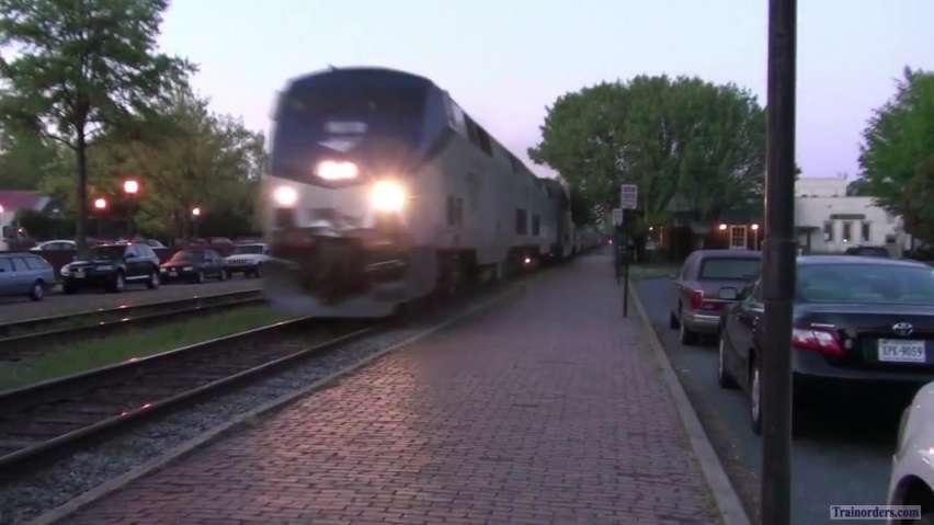 Armchair Railroading: Ashland, VA in 2010