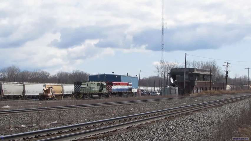 MA&N's Fast Freight