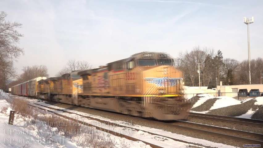 Foreign Power on the NS Harrisburg Line