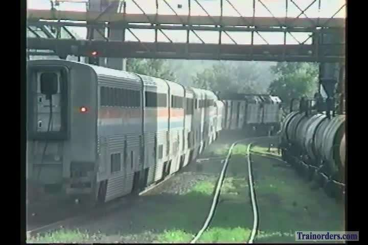Empire Builder #8 @ Red Wing 1992