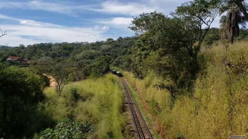Vale train C464  (Brazil)