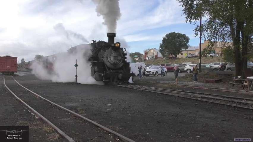 C&TSRR = Locomotive #488