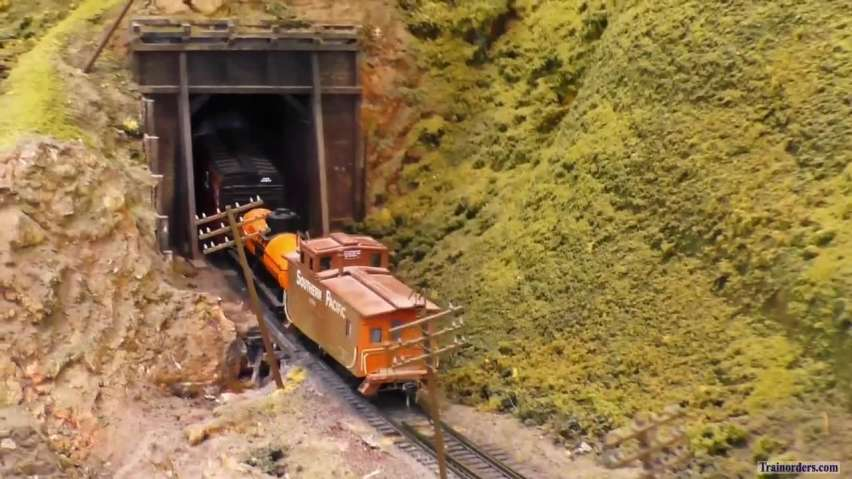 F Unit Friday In Miniature, SP 6387 Running At Randall Museum