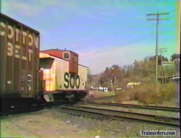 SP power on the SOO Line.