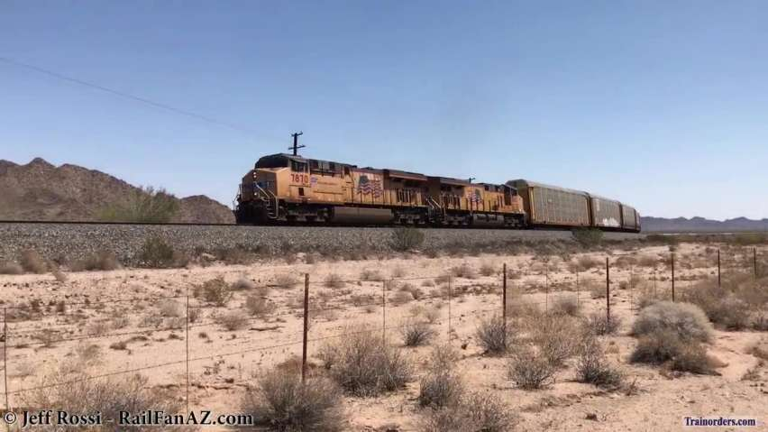 UP Gila Sub - 2018.06.09 - Photos and Videos from Shawmut
