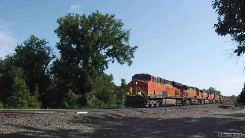 "Do 28 locomotives count as a ""light power"" move on BNSF?"