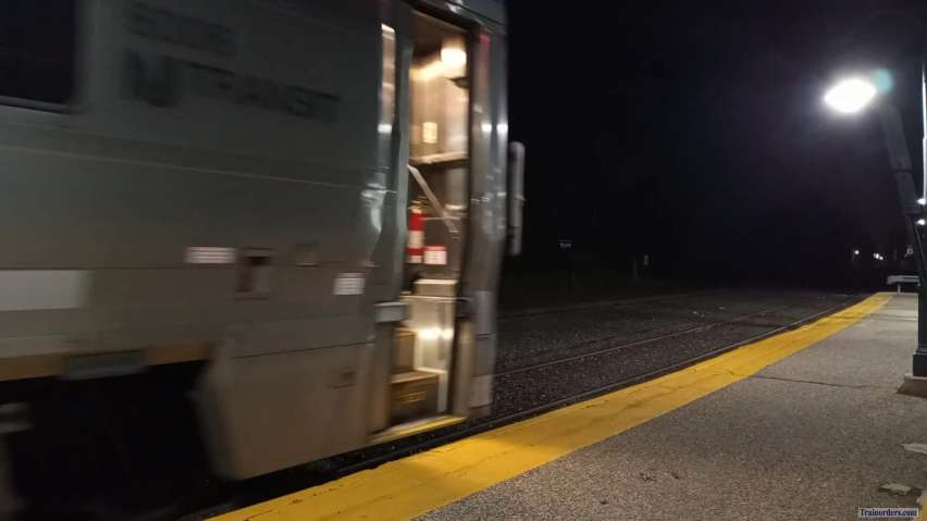 NJT 4112 on home rails - the videos